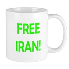 Free Iran - Period! Mug