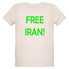 Free Iran - Period! T-Shirt
