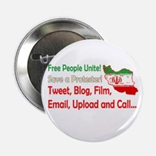 "Save a Protester! Tweet, Film 2.25"" Button"