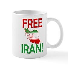 Free Iran - Support Free Spee Mug