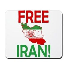 Free Iran - Support Free Spee Mousepad