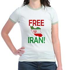 Free Iran - Support Free Spee T