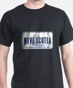 Nova Scotia Plate T-Shirt
