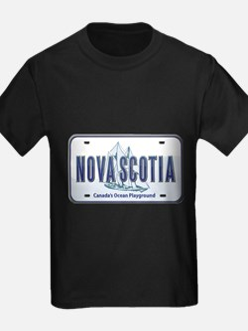 Nova Scotia Plate T