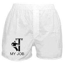 LINEMAN Boxer Shorts