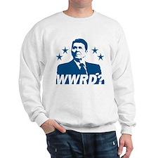 What Would Reagan Do? Sweatshirt