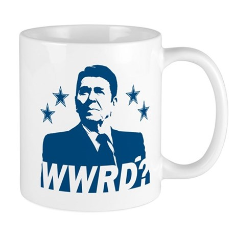 What Would Reagan Do? Mug