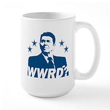 What Would Reagan Do? Mug