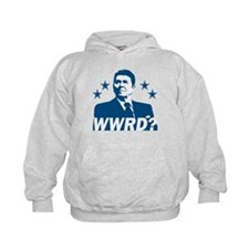 What Would Reagan Do? Hoodie