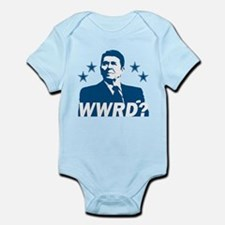What Would Reagan Do? Onesie