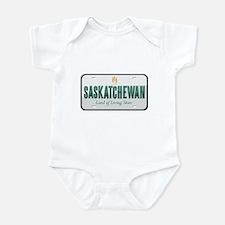 Saskatchewan Infant Bodysuit