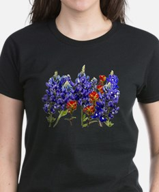 BLUEBONNETS AND PAINTBRUSH Tee
