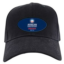Obama 2012 African Americans Baseball Hat