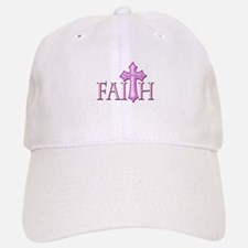 Woman of Faith Baseball Baseball Cap