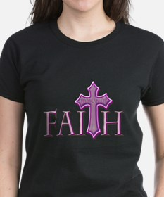 Woman of Faith Tee