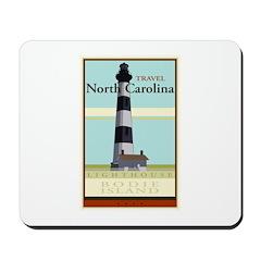 Travel North Carolina Mousepad