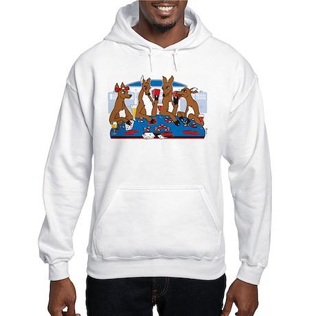 Poker Face in Vegas Hooded Sweatshirt