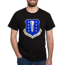 44th Black T-Shirt