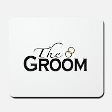 The New Groom Mousepad
