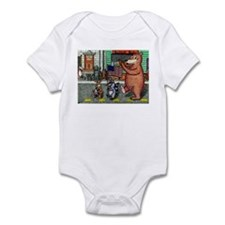 4th of July Parade Infant Bodysuit