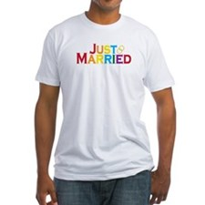 Just Married (Gay) Shirt