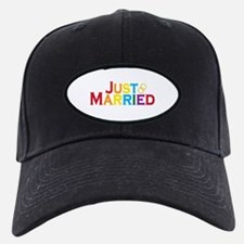 Just Married (Gay) Baseball Hat
