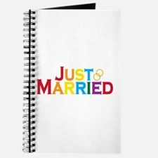 Just Married (Gay) Journal