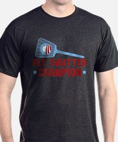 Fly Swatter Champion T-Shirt
