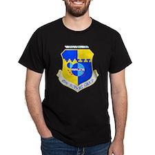 45th Black T-Shirt