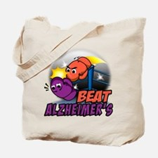 Beat Alzheimer's Tote Bag