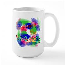 Embrace The Randomness - Cafepress Mugs