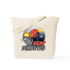 Beat Diabetes Tote Bag