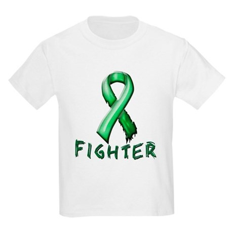Kidney Cancer Fighter Kids Light T-Shirt