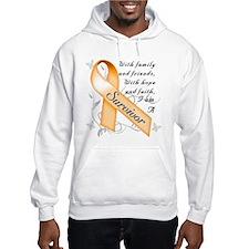 Leukemia Survivor Hoodie