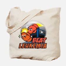 Beat Leukemia Tote Bag