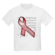 Sickle Cell Anemia Survivor T-Shirt