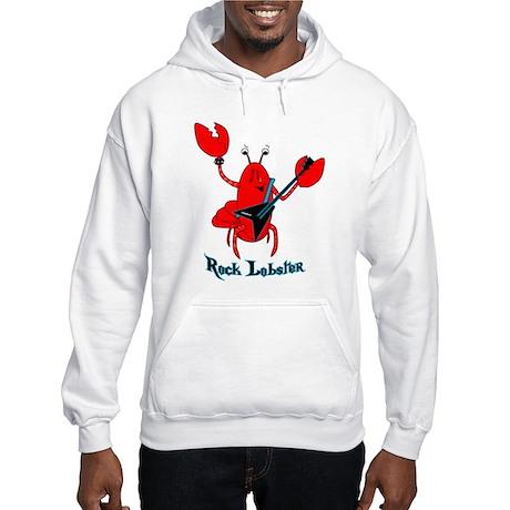 Rock Lobster Hooded Sweatshirt