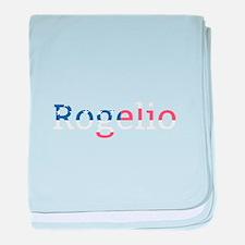 Rogelio baby blanket