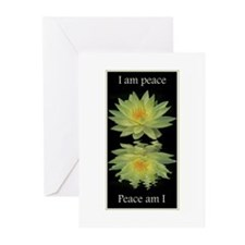 I am Peace - Greeting Cards (Pk of 10)