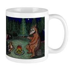 Campfire Ghoststory Mug