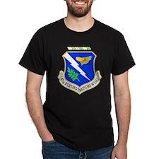 47th Black T-Shirt