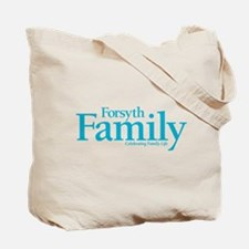 Forsyth Woman & Forsyth Family Tote Bag