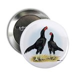 Shamo Rooster and Hen Button