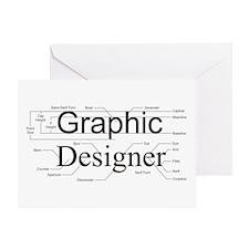 Graphic Designer Greeting Card