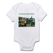 Ollie Ollie Over Here! Infant Bodysuit