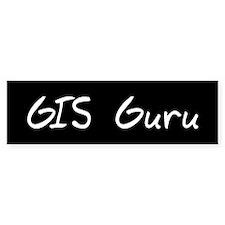 GIS Guru Car Sticker