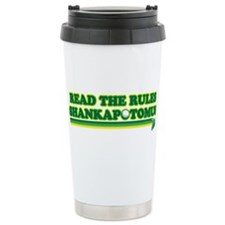 Read the Rules Shankapotomus Travel Mug