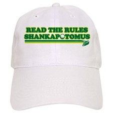 Read the Rules Shankapotomus Baseball Cap