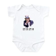 Ramones Infant Bodysuit