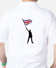Cute English flags T-Shirt